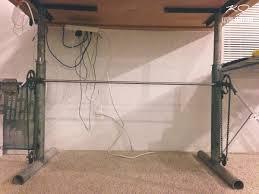 Best Height Adjustable Desk by Diy Adjustable Standing Desk Tlsplant Com