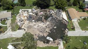 geologists study massive land o u0027lakes sinkhole news news chief