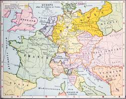 Map Of Vienna File Nie 1905 Europe After The Congress Of Vienna Jpg