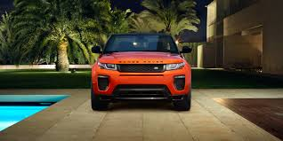 matte range rover 2017 luxury suv range rover evoque convertible land rover uk