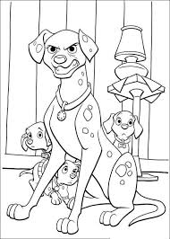 102 dalmatians coloring pages coloring pages for kids