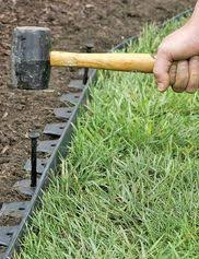 best 25 plastic garden edging ideas on pinterest plastic lawn