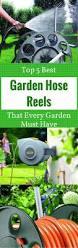 Wall Mount Garden Hose Reel by Top 5 Best Garden Hose Reels 2017 That Every Garden Must Have