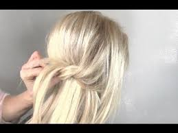 different hairstyles with extensions cute simple hairstyle to hide extensions youtube
