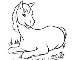 34 coloring pages images horse coloring pages