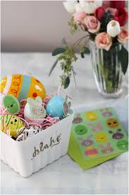 personal easter baskets how to make personalized easter baskets for kids lou what wear