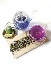 lavender tea leaf tea lavender blue the tea republic