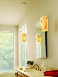 bathroom hanging light fixtures bathroom pendant lighting paxton glass 8 light pendant home depot