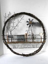 Barbed Wire Home Decor Best 10 Barbed Wire Decor Ideas On Pinterest Barbed Wire Art