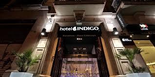 barcelona hotels hotel indigo barcelona plaza catalunya hotel
