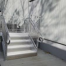 aluminum steps upside innovations