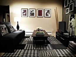 home design black white and gold living room ideas youtube in