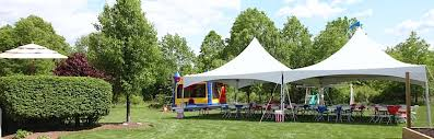 party tent rentals nj party rentals in central new jersey hunterdon somerset mercer