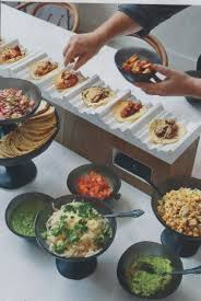 wedding food ideas on a budget 10 unique food ideas your wedding guests will about once