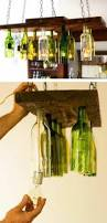 Beer Bottle Chandelier Diy Coole Bastelideen Diy Bastelideen Alte Küchenkrams Tablett Making