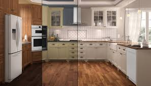 kitchen amazing u shape kitchen design with white wood kitchen