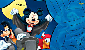 halloween desktops 21 mickey mouse wallpapers backgrounds images freecreatives