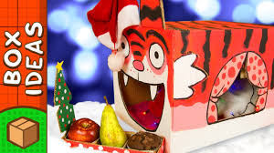 decorating the tiger cat house for christmas diy crafts for kids