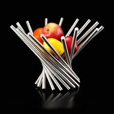 modern fruit bowl accessories artistic fruit basket 30 modern fruit bowls with
