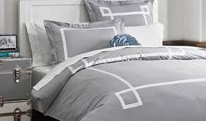 gray bedding west elm intended for attractive house white and grey