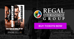 Regal Barn Plaza Mayweather Vs Mcgregor Movie Trailer Info U0026 More