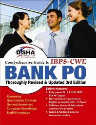 comprehensive guide to ibps cwe bank po mt exam 3rd edition 3rd