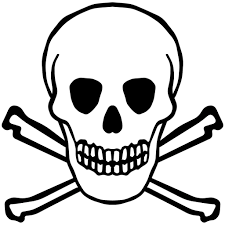 free printable skull coloring pages for kids clip art library
