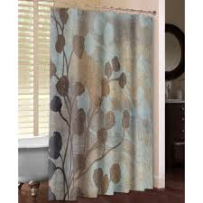 Blue Bathroom Fixtures by Grey And Gold Shower Curtain Medallions Shower Curtain In Grey
