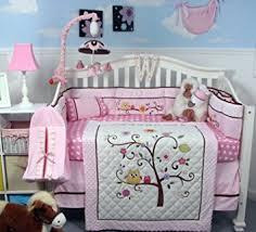 Migi Blossom Crib Bedding Soho Cherry Blossom Crib Nursery Bedding Set