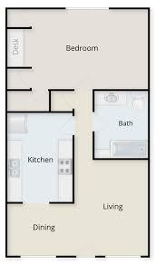 600 Sq Ft Office Floor Plan Across The Street Apartments Denton Student Apartments