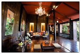 Inside Home Design Lausanne The House That Silk Built Jim Thompson U0027s Residence On The Klong