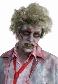 Halloween Zombie Makeup by