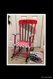 Big Rocking Chair Best 25 Painted Rocking Chairs Ideas On Pinterest Rocking