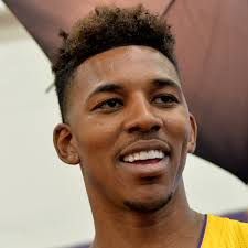 nick young aka swaggy p haircut gurilla