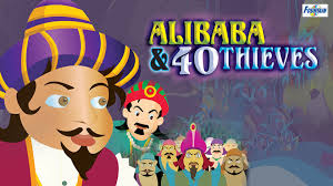 film kartun english ali baba aur 40 chor full animated movie hindi youtube