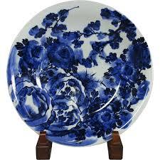 large japanese antique imari arita or seto porcelain vase with