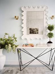 Entryway Table Decor Say Hello To These 4 New Entry Table Ideas The Interior Collective