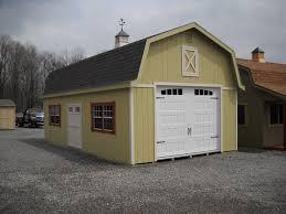 Style Garage by 16x32 Ontario Garage Custom Built Garages Dutch Style Garages