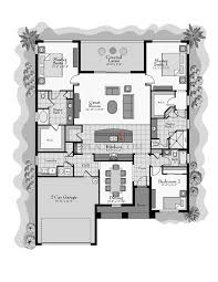 55 Harbour Square Floor Plans Savona Floorplan 2297 Sq Ft Solivita 55places Com