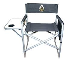 Folding Directors Chair With Side Table Chairs Gear Chairs Aluminium Folding Directors Chair