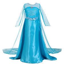 Elsa Halloween Costumes Kids 2017 Disney Frozen Halloween Costumes Family