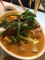 Patio Filipino Menu 16 Patio Filipino San Bruno Ca Yummy Kare Kare Oxtail Soup Yelp