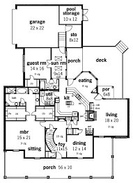 briarvale luxury farmhouse plan 020s 0011 house plans and more