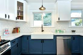 Light Blue Kitchen Cabinets by Blue Kitchen Cabinets U2013 Fitbooster Me