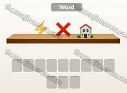 house emoji emoji quiz lightning bolt x house the emoji answers