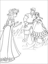25 kayla coloring sheets images frozen