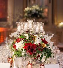 Hotel Flower Decoration A Formal Winter Wedding At The Hotel Dupont Evantine Design