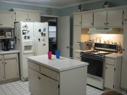 beige painted kitchen cabinets painting kitchen cabinets back wall interior decorating diy