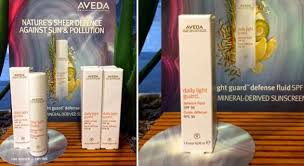 aveda daily light guard get ready to show some skin westend hair company day spa