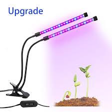 plant growing lamps amazon com